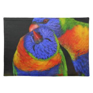 De Vogels van de liefde Placemat