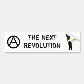 De volgende Revolutie Bumpersticker