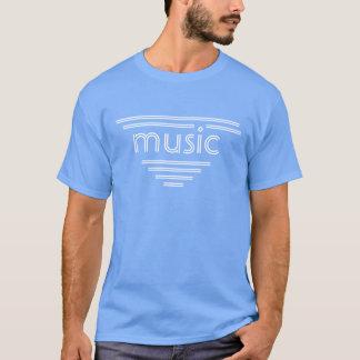 De volledig Klantgerichte T-shirt van de Muziek