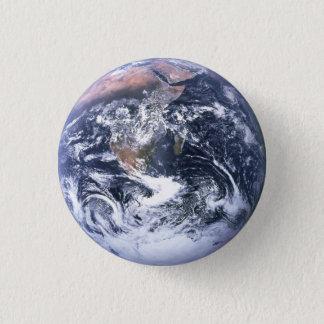 De volledige Knoop van de Aarde Ronde Button 3,2 Cm