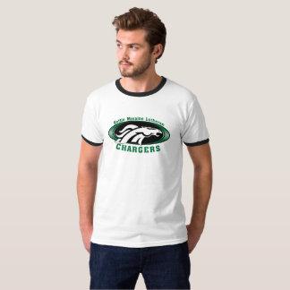 De volwassen T-shirt van de Bel van de Lader