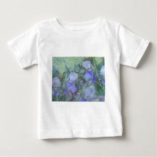 De voor Irissen van de Werf Baby T Shirts