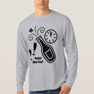 De Vooravond van nieuwjaren T Shirt