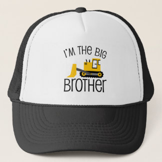 De VoorLader van de Bouw van de grote Broer Trucker Pet