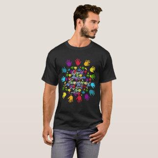 De Voorlichting 2 April 2017 van het Autisme van T Shirt