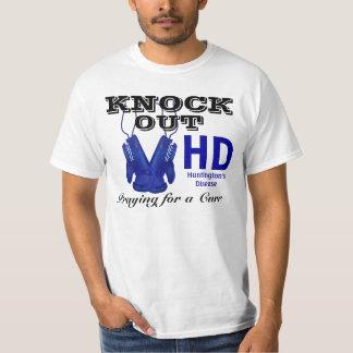 De Voorlichting van de Ziekte HD van Huntington T Shirt