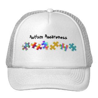 De Voorlichting van het autisme (Al Wit) Mesh Petten