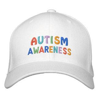 De Voorlichting van het autisme Geborduurde Pet