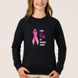 De Voorlichting van Kanker van de borst. Roze Lint Trui