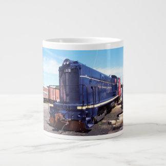 De Voortbewegings#412 JumboMok van Baldwin B&O Grote Koffiekop
