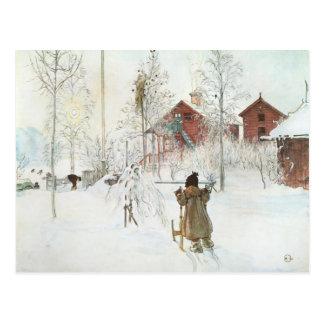 De VoorWerf van Carl Larsson en het Huis van de Briefkaart