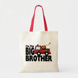 De Vrachtwagen van de Brand van de grote Broer Draagtas