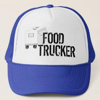 De Vrachtwagenchauffeur van het voedsel Trucker Pet
