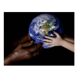 De Vrede van de wereld Briefkaart