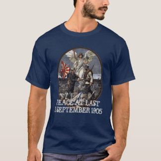 De vrede zegent Peacemakers T Shirt