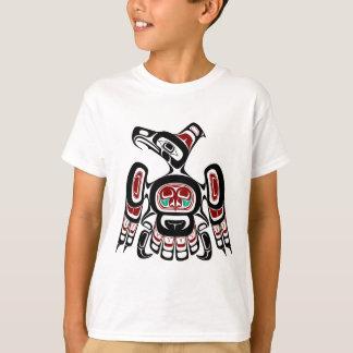 De Vreedzame kust Kaigani Thunderbird van het T Shirt