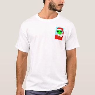 De Vreemdeling van de kerstman zoekt Eierpunch T Shirt