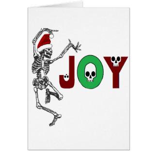 De Vreugde van het skelet Briefkaarten 0