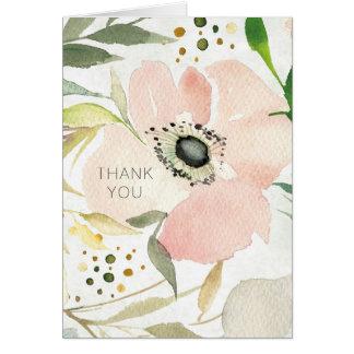 De vreugde van het Witte BloemenPatroon van de Briefkaarten 0