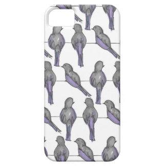 De Vrienden van de duif drukken Barely There iPhone 5 Hoesje