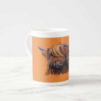 De VRIENDEN van de Schotse Harige Koeien van het Theekop