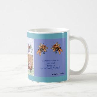 De Vrienden van de zomer Koffiemok