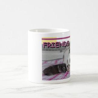 De Vrienden van het proefkonijn Koffiemok