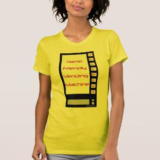De Vriendschappelijke Automaat van het flirt T Shirt
