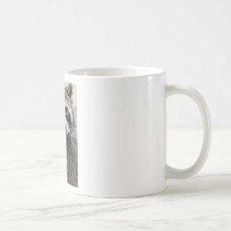 De vriendschappelijke Wasbeer Koffiemok