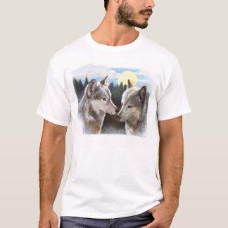 De Vrijage van het Bos van het noorden T Shirt