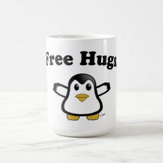 De vrije Mok van de Koffie van de Pinguïn van