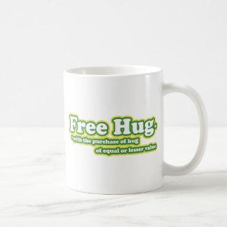 De vrije nieuwigheid van de Parodie van de Koffiemok