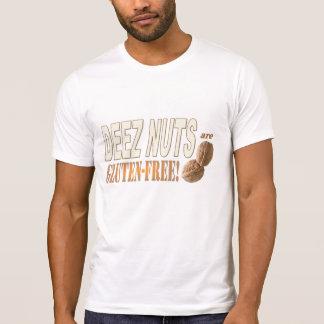 De Vrije Noten van het Gluten van Deez T Shirt