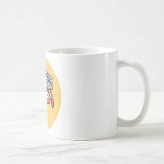 De vrije Omhelzingen van het Konijntje Koffiemok
