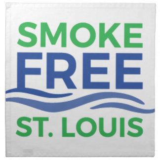 De Vrije Producten STL van de rook Servet