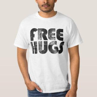 De vrije T-shirt van de jaren '80 van Omhelzingen