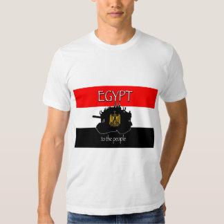 De vrije T-shirt van Egypte