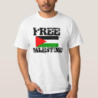 De VRIJE t-shirt van PALESTINA