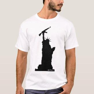 De Vrijheid van het pistool T Shirt