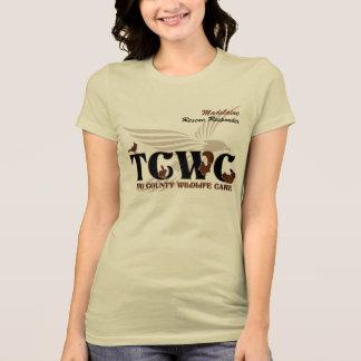 De Vrijwilliger van het Logo TCWC - de T Shirt