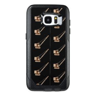De Vroege Bouw van de Kraan van het Noordwesten OtterBox Samsung Galaxy S7 Edge Hoesje