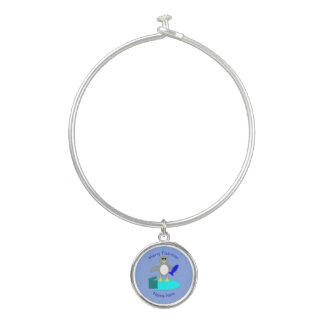 De vrolijke Armband van de Armband van de Pinguïn Bangle Armbandje