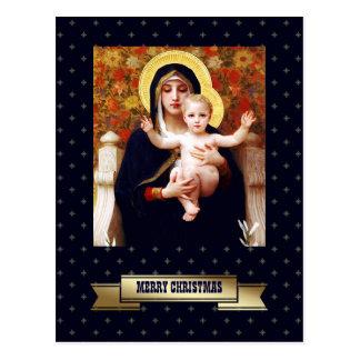 De vrolijke Briefkaarten van Kerstmis van de Kunst