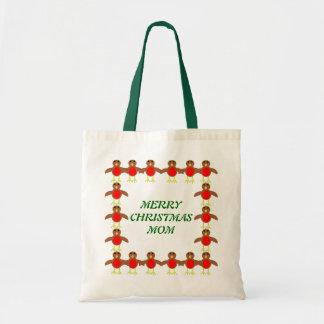 De vrolijke Douane Robin Gift Bag van het Mamma Draagtas