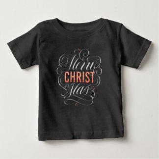 De vrolijke Godsdienstige Markttent van het Bord Baby T Shirts