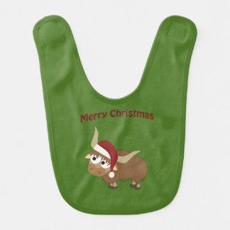 De vrolijke Jakken van de Kerstman van Kerstmis Slabbetje