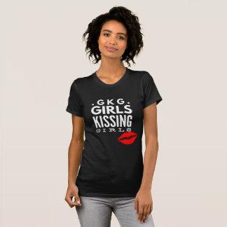 De vrolijke Meisjes die van de Trots LGBTQ de T Shirt