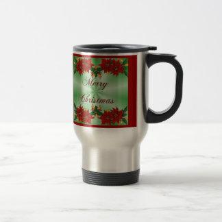 De vrolijke Mok van de Koffie van de Reis van de
