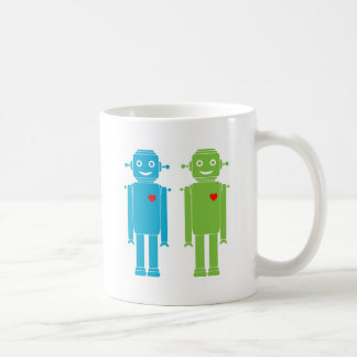 De Vrolijke Mok van Robots LGBT