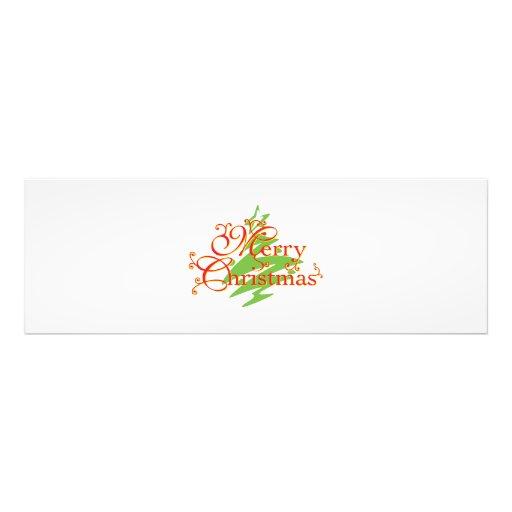 De vrolijke Mokken van de Ster van de Kerstboom Foto Print